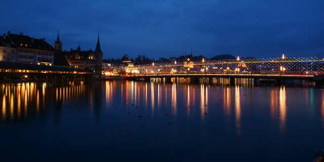 Lucerne the City of Lights, Lux the Business Hotel. Welcome to the heart of Switzerland!